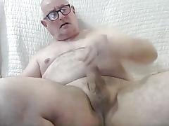 Cur� cums at bottom cam