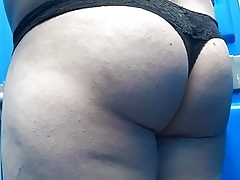 My Chunky Blue Ass.....Need A Dad Furthermore Sustain Me!