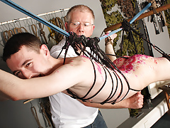 Reece Pulsation For His Cum - Reece Stewart With an increment of Sebastian Kane
