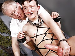 Roped To Together with Wanked Missing - Brett Wright Together with Sebastian Kane
