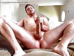 David wanking his hot in life kin 1