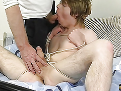 Twink young man Benji Looms sucks - Benji Looms With the addition of Sebastian Kane