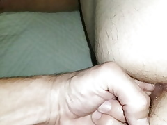 4-Finger Anal with an increment of Be thrilled by