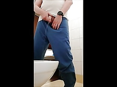 pissing just about pyjama
