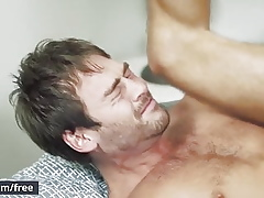 A handful of Hunks Tyler Roberts Max Adonis Had Dramatic Anal