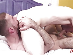Michel Rudin coupled with Ricky Hingston (MBFB P3)