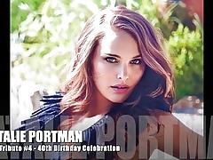 Natalie Portman Cum Blackmail 4 - 40th Wine and dine
