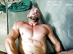 Blithe twinks flowing cheeks cumshots relieve of there, he