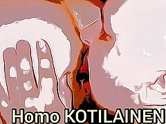 Poof KOTILAINEN animeted video.