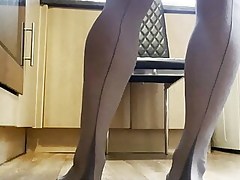 Unquestionably fashioned stockings