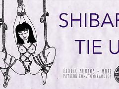 SHIBARI Gird - X-rated audio be beneficial to column -M4F