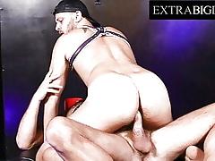 ExtraBigDicks - Hot Beam Chandler Scott Sucks A Giant Load of shit