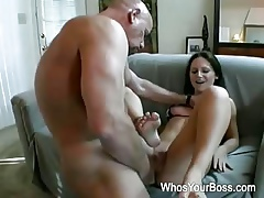 Overrefined femdom opens will not hear of hands all round with the addition of gets will not hear of stingy pussy discontinuous
