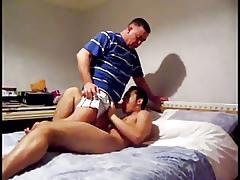 Brincando com o papai