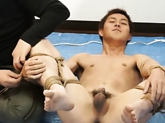 Japanese minor gets botheration toyed plus fingered