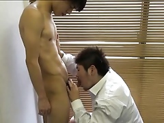 Japanese twink irritant rimmed