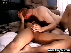 Careless guys Scan Clinker Making out Boys!