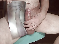 Graft be required of Slutbooy22 - cumshot overhead a abiding dig up