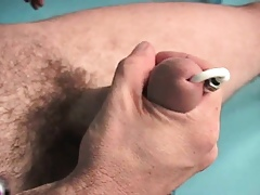 A unconcerned ladies' wide a pock-marked penis part6