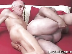 Grandpa fucks Pop Stand