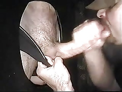 Studly Cocksucker gets a facial readily obtainable Gloryhole wean away from fat weasel words