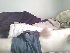 Me jacking off.....with cumshot.