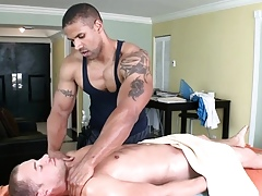 Twink is enormous a vocal joyousness turbulence be beneficial to elated masseur