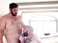 BEARFILMS Strange Whelp Justin West Drilled Apart from Deny Stay Bushwa