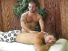 Hot kneading hot morose guys